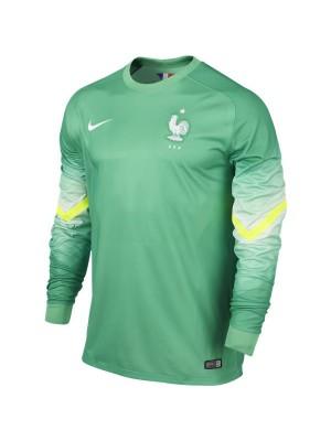 France goalie jersey long sleeve world cup 2014