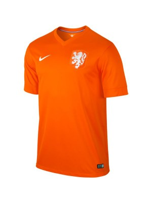 Holland home jersey World Cup 2014