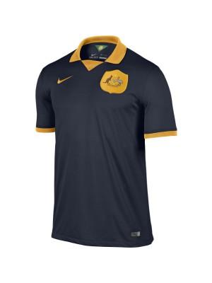Australia away jersey World Cup 2014 in Brazilllll