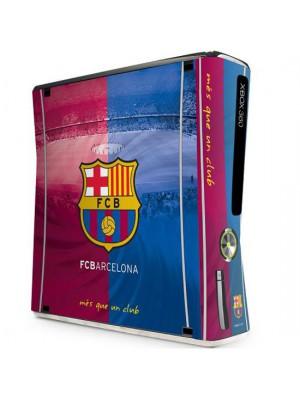 FC Barcelona Xbox 360 Console Skin (Slim)
