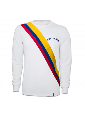 Copa Colombia 1973 Long Sleeve Retro Shirt