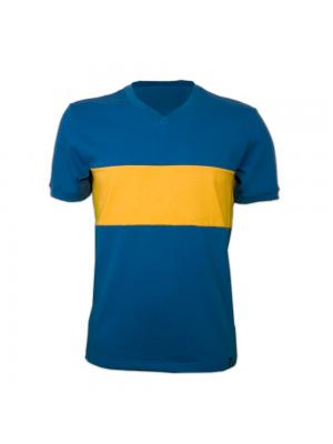 Boca Juniors 1960erne retro trøje