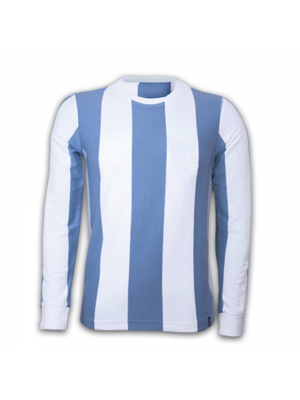 Copa Argentina 1970's Long Sleeve Retro Shirt