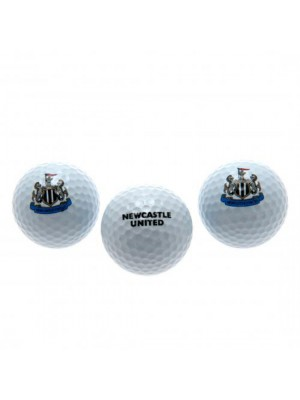 Newcastle United FC Golf Balls