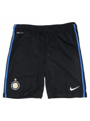 Inter home shorts 2014/15