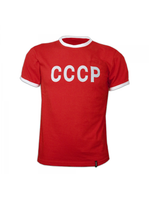 Copa CCCP 1970's Short Sleeve Retro Shirt