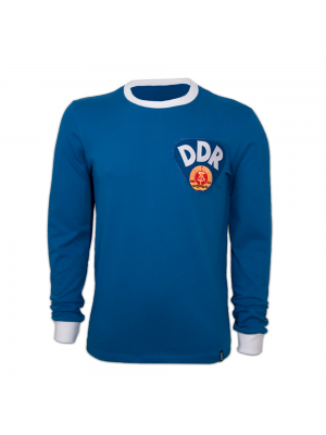Copa DDR 1970's Long Sleeve Retro Shirt
