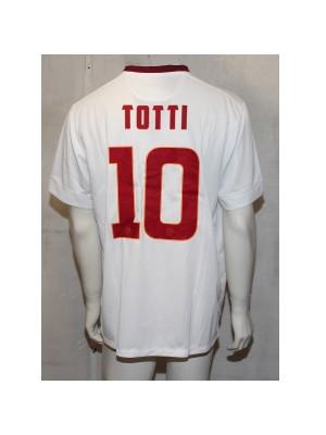AS Roma away jersey - Totti 10