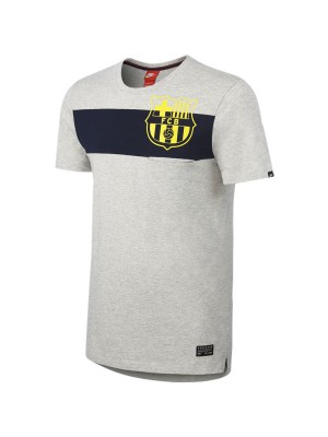 FC Barcelona covert pocket top 2014/15 - grey