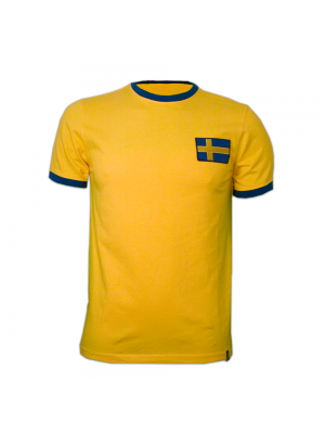 Copa Sweden 1970's Short Sleeve Retro Shirt