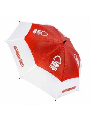 Nottingham Forest FC Golf Umbrella Double Canopy