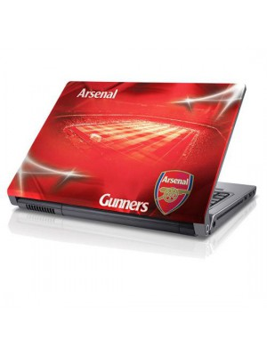 Arsenal FC Laptop Skin 14-17 Inch