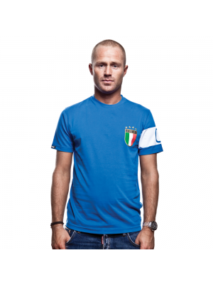 Copa Il Capitano T-Shirt i farven blå
