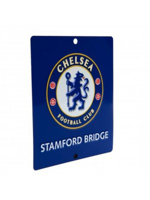 Chelsea FC Window Sign SQ