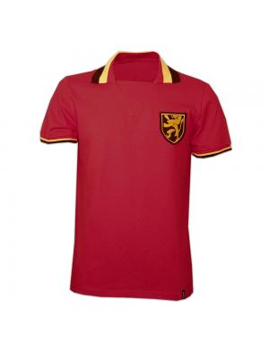 Copa Belgien 1960erne retro trøje