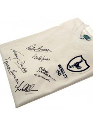 Tottenham Hotspur FC FA Cup Final Signed Shirt
