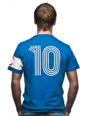 Copa France Capitaine T-Shirt // Blue