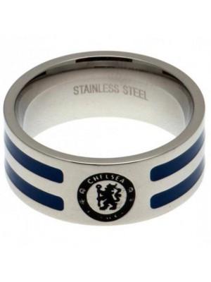 Chelsea FC Colour Stripe Ring Small
