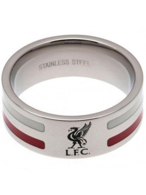 Liverpool FC Colour Stripe Ring Medium