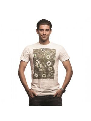 City of Dreams T-Shirt White 100% cotton