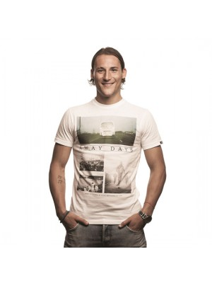 Away Days T-Shirt White 100% cotton