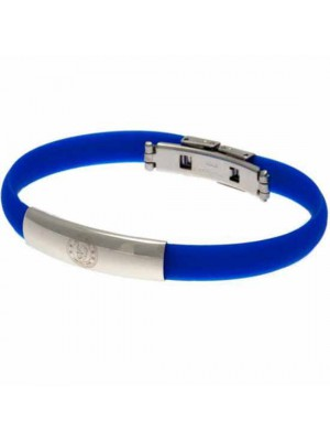 Chelsea FC Colour Silicone Bracelet