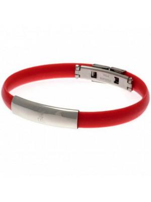 Liverpool FC Colour Silicone Bracelet