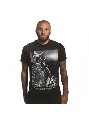 Barra Brava T-Shirt Black 100% cotton