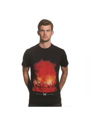 Pyro T-Shirt Black 100% cotton