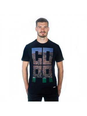 COPA Stand T-Shirt Black 100% cotton