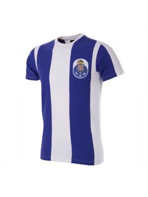FC Porto Retro T-Shirt White - Blue
