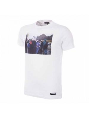 Homes Of Football Greenock Morton T-shirt