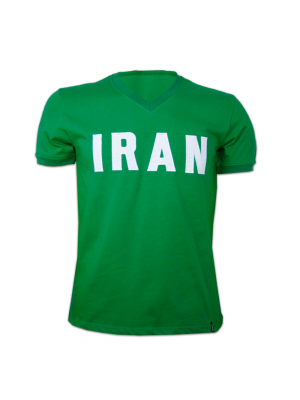 Copa Iran 1970's Short Sleeve Retro Shirt