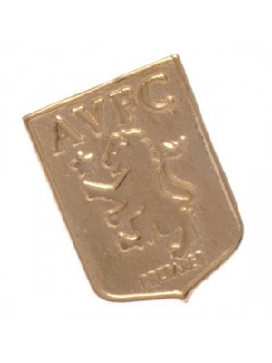 Aston Villa FC 9ct Gold Earring