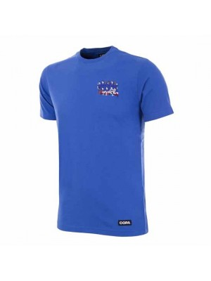 France 2000 European Champions Embroidery T-Shirt