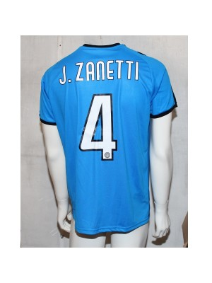 Italy home jersey back - Verratti 10
