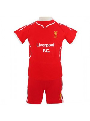 Liverpool FC Shirt & Short Set 6/9 Months SW