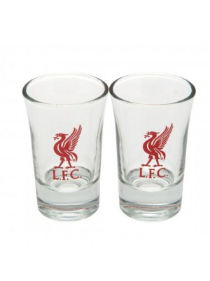 Liverpool FC 2pk Shot Glass Set