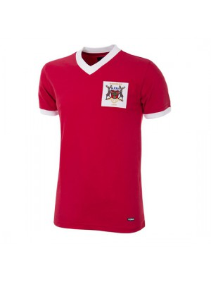Nottingham Forest 1959 Cup Final retro trøje