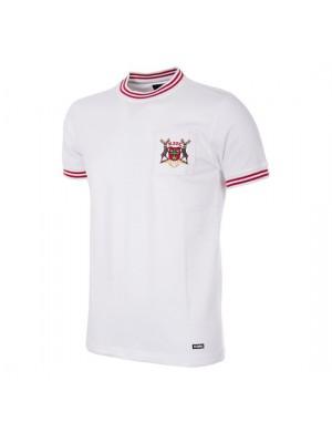 Nottingham Forest 1966-1967 ude trøje - korte ærmer