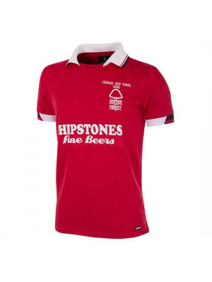 Nottingham Forest 1988 Short Sleeve Retro Shirt