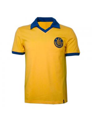 Copa FC Lokomotiv Leipzig 1980erne retro trøje