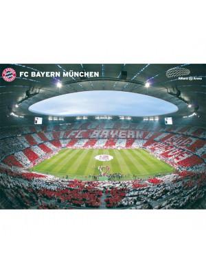 FC Bayern Munchen Poster Allianz Arena