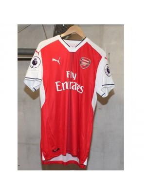 Arsenal hjemme trøje 2016/17 - Coquelin 43 - fejl