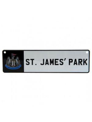 Newcastle United FC Window Sign WM