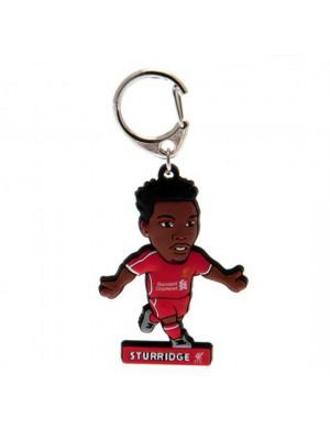Liverpool FC PVC Keyring Sturridge