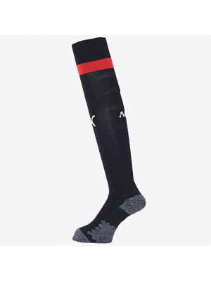 AC Milan home socks - black