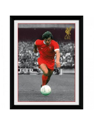 Liverpool FC Picture Keegan 16 x 12