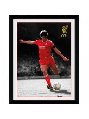 Liverpool FC Picture Hansen 16 x 12
