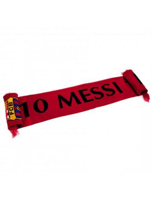 FC Barcelona Scarf Messi